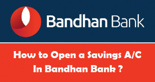 How to Open a Savings Account in Bandhan Bank
