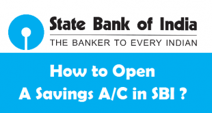 How to Open a Savings Account in SBI