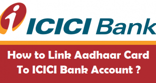 How to Link Aadhaar Card to ICICI Bank Account