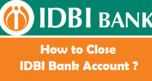 How to Close a Bank Account in IDBI Bank