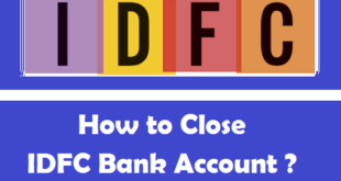 How to Close a Bank Account in IDFC Bank
