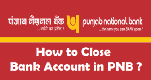 How to Close a Bank Account in PNB