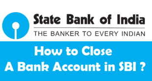 How to Close a Bank Account in SBI
