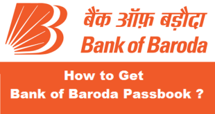 How to Get New Passbook in Bank of Baroda