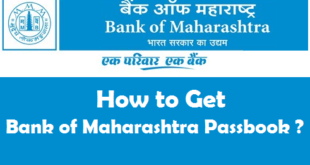 How to Get New Passbook in Bank of Maharashtra